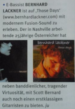 Gitarre & Bass Mag 2006