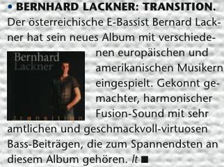 Gitarre & Bass Mag 2011