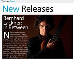 Bass Guitar Magazine 2009
