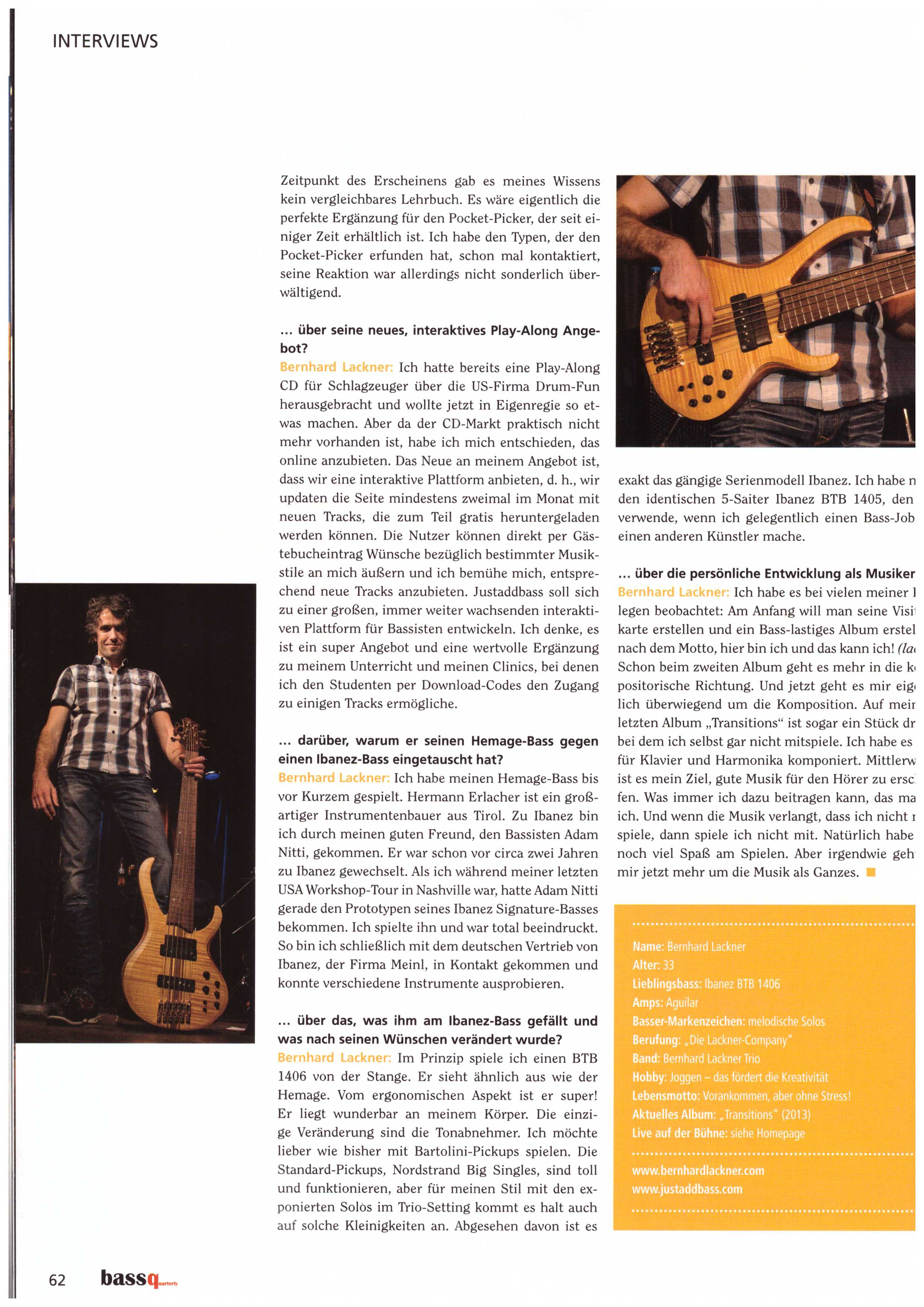 bass quarterly 2015 3