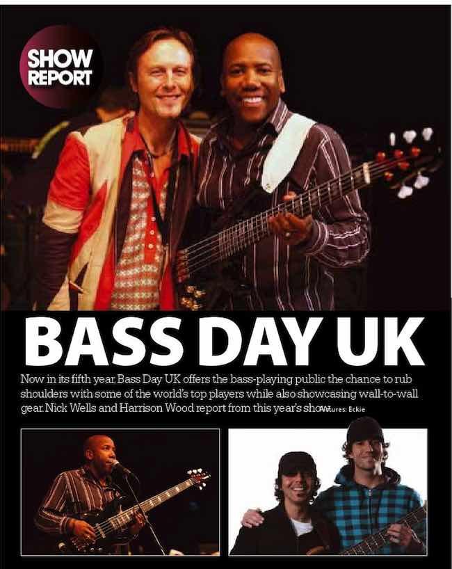 Bass Guitar Mag 2009