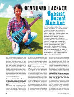Gitarre & Bass Magazin