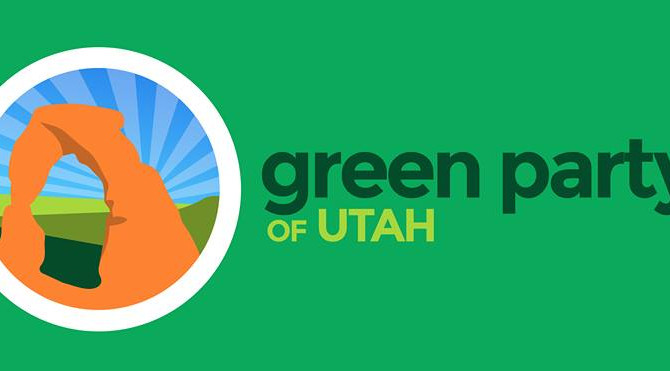 Live Green. Think Green. Vote Green.  Join us for the GPUT State Convention on April 21st!