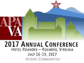 Registration for Roanoke 2017 is Now Open!