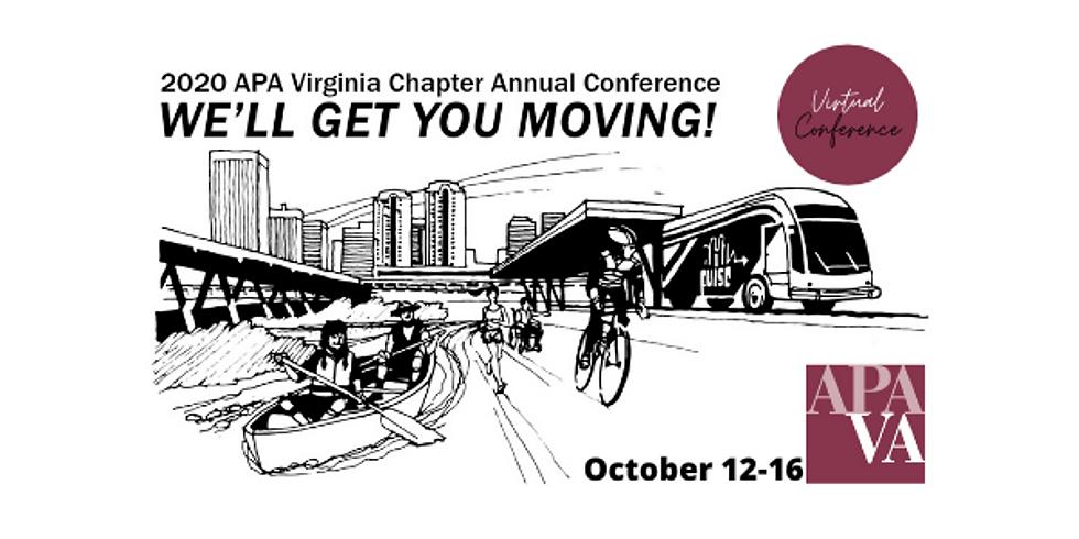 We'll Get You Moving! APA VA 2020 Virtual Conference