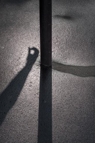Street-Light, Paris,  F707-6722