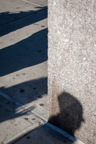Street-Light, New York,  F413-4167