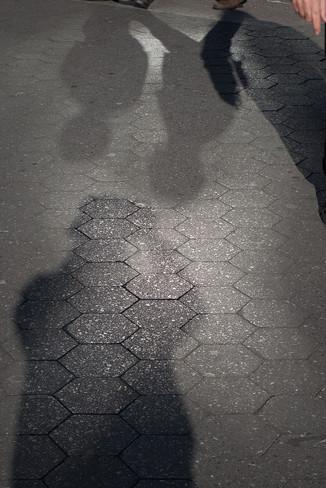 Street-Light, New York,,  F405-3648
