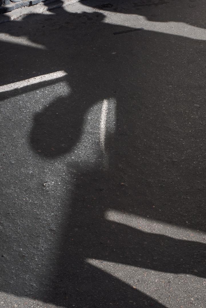 Street-Light, Paris,  F725-1608