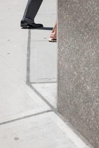 Street-Light, New York,  F529-8488