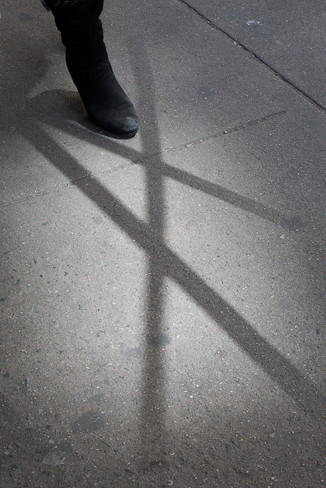Street-Light, New York,  F426-5965