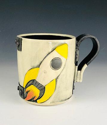 RocketFuel Yellow