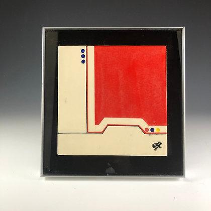 Shuttle Tile Red
