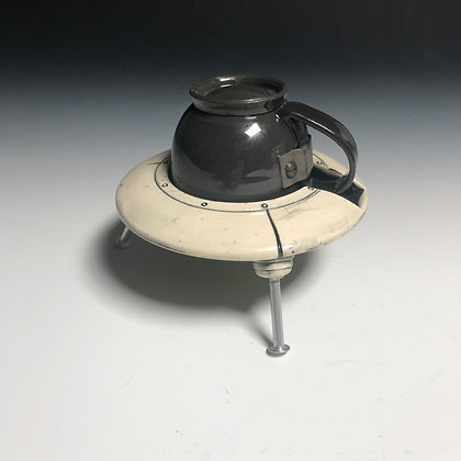 UFO Cup and Saucer