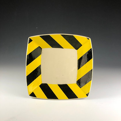 Caution Launch Plate