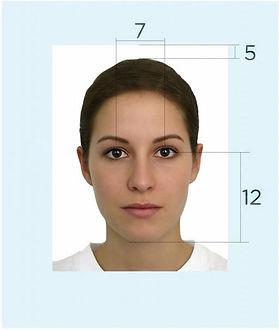 сделать фото на шенгенскую визу