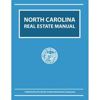 NC Real Estate Manual