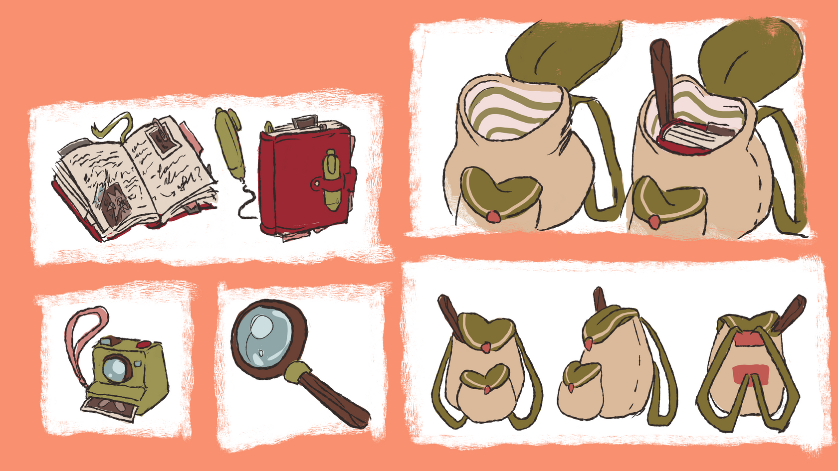 FLOPSY & RABBIT: flopsy's detective kit