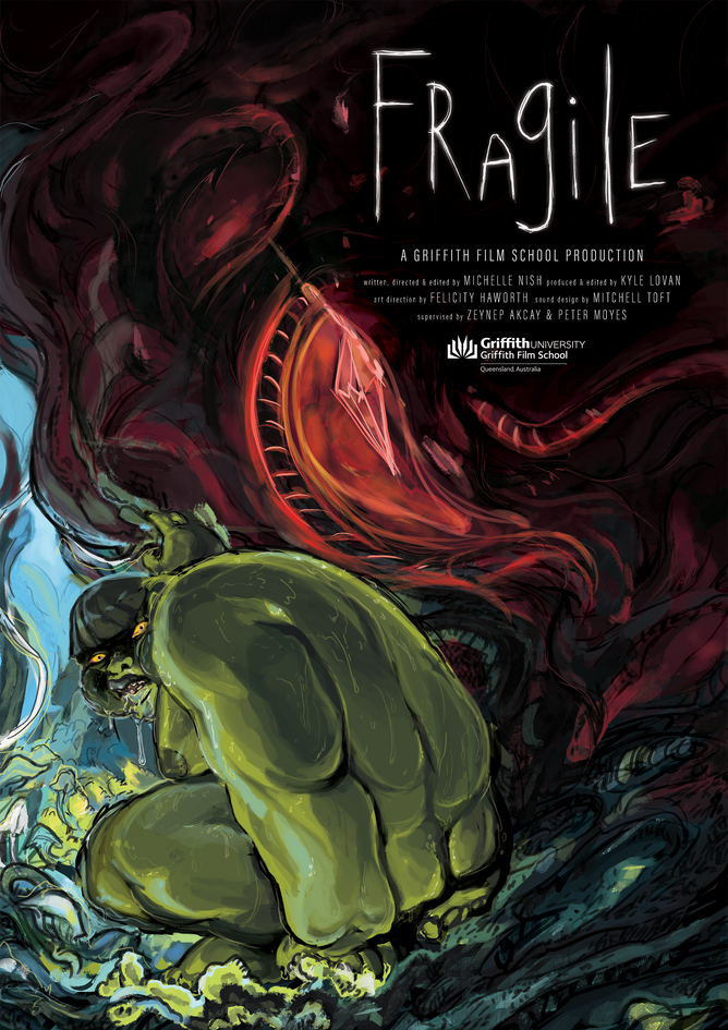 FRAGILE: poster