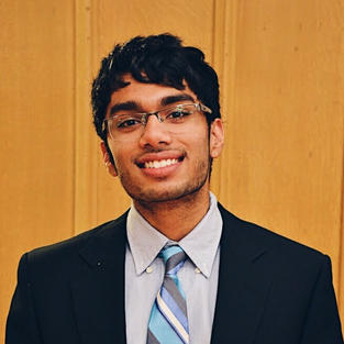 VP Administration: Nadir Khan