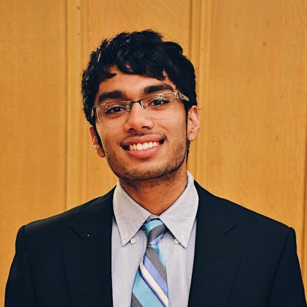 VP Administration: Nadir Khan