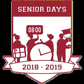Senior Days image of students celebrating
