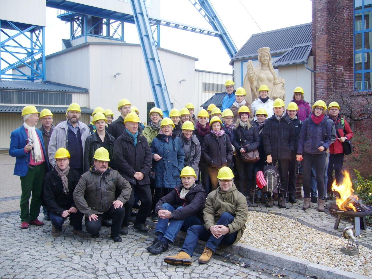 2015: Ausflug nach Thüringen