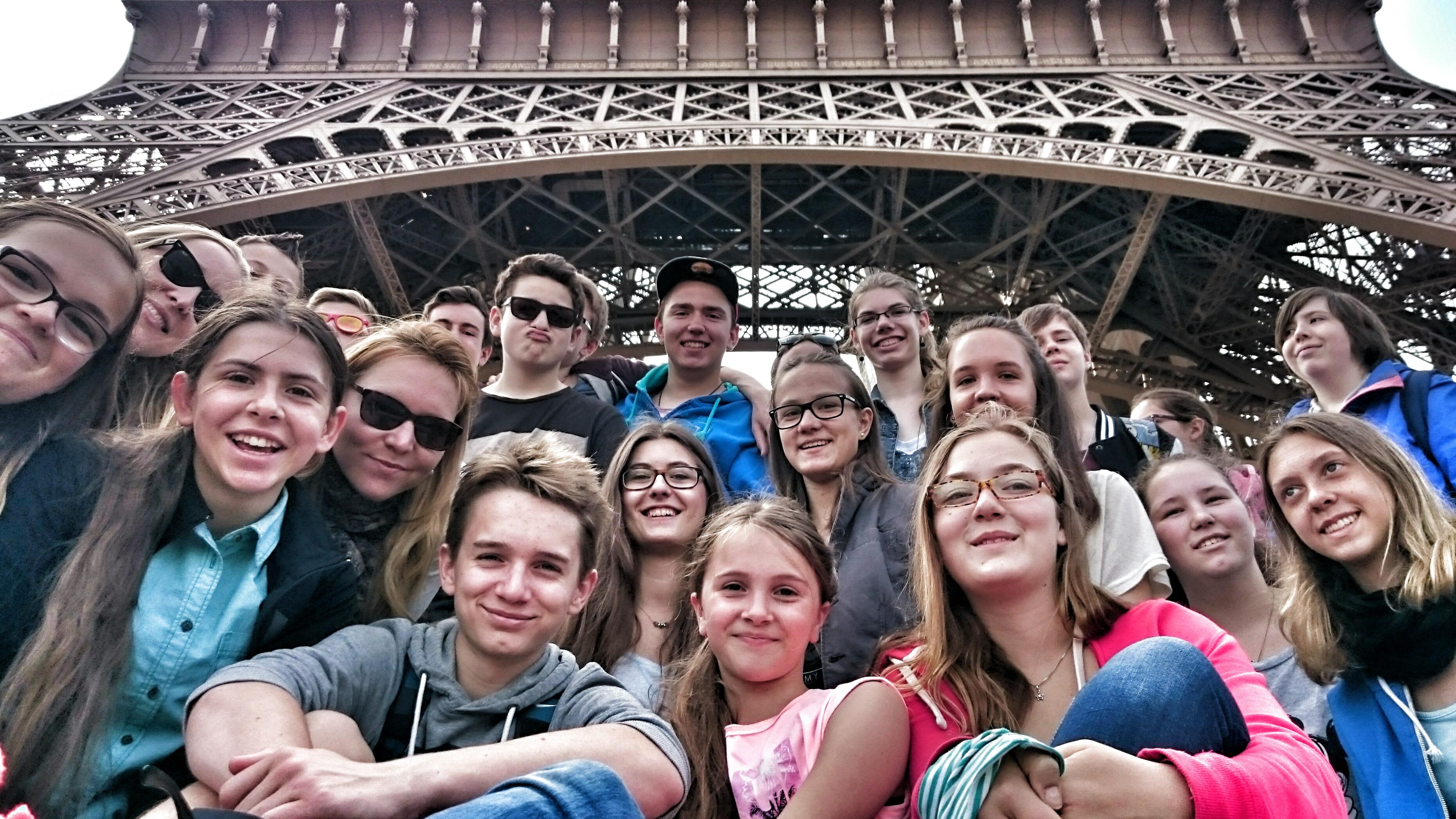 2015: Bon voyage