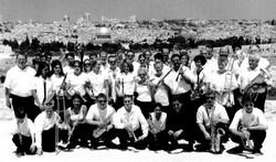 1999: Reise nach Israel