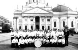 2001: Fahrt nach Berlin