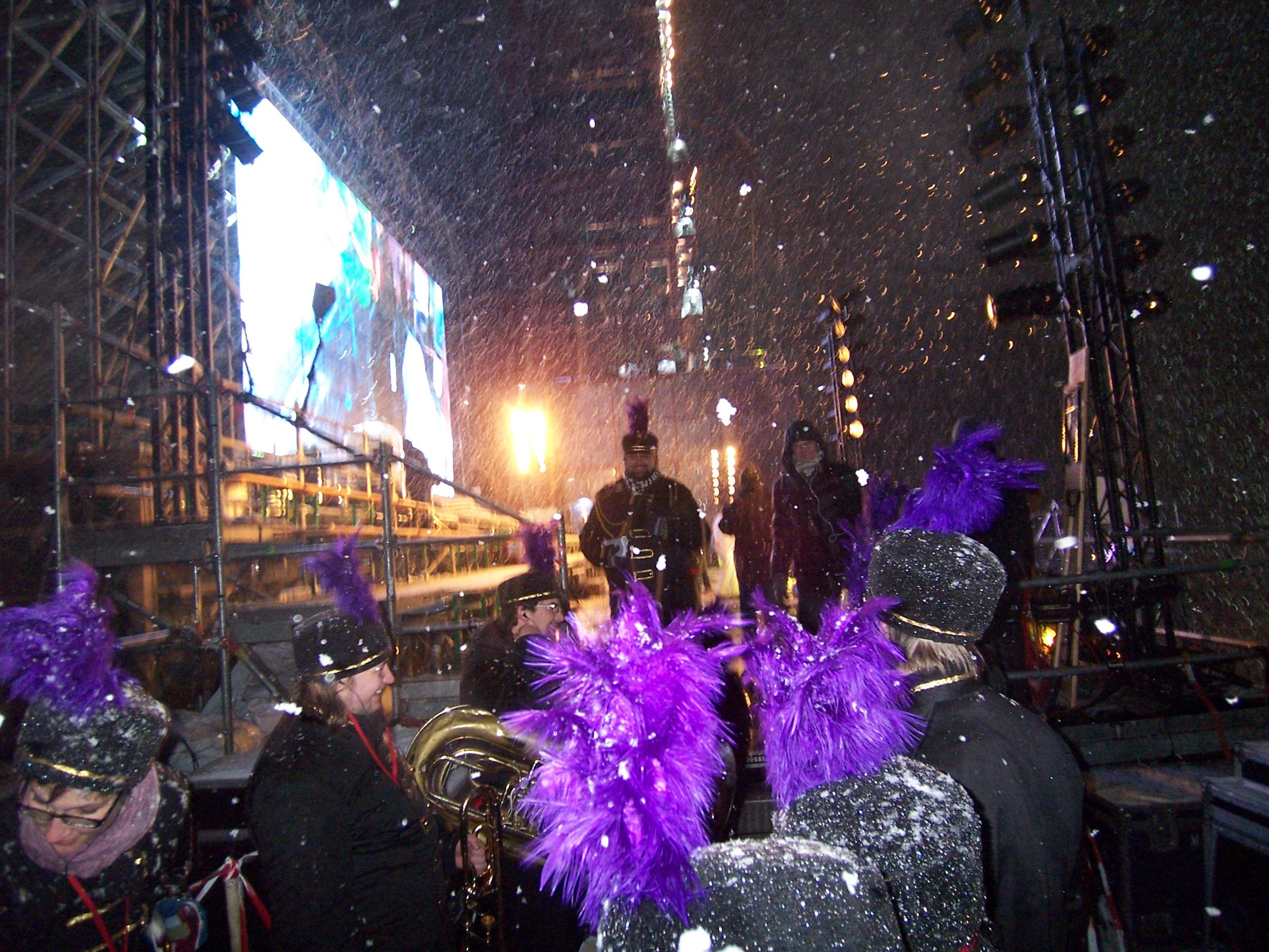 2010: Im Schneegestöber