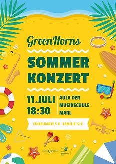 Greenhorns-Sommerkonzert-2019-Plakat-A2-