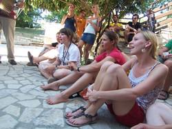 2011: Ein Ständchen mit Brankoen