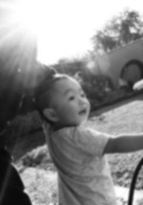 Hmong kid