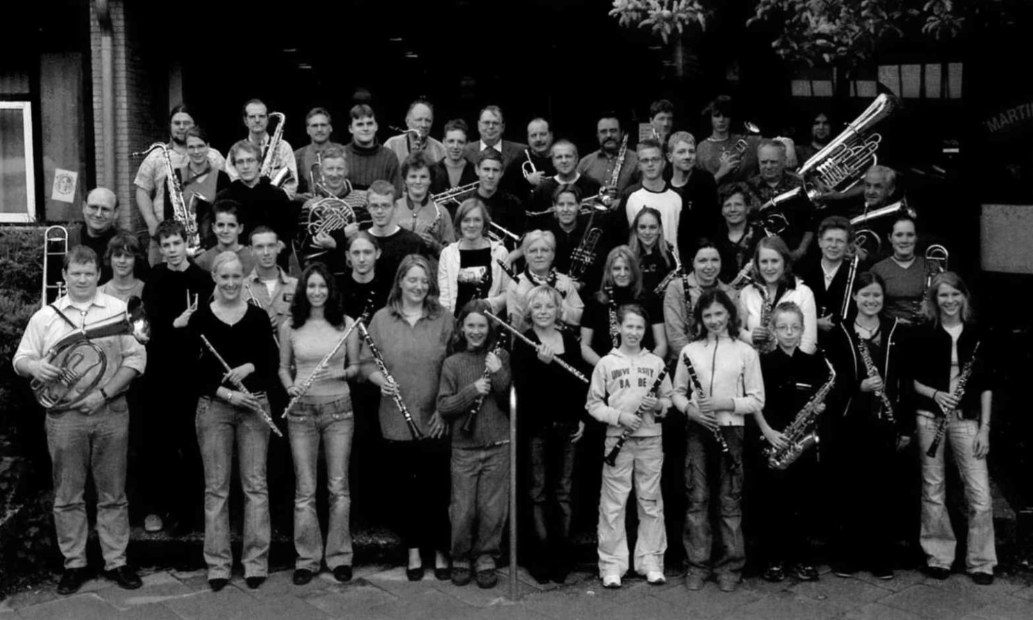 2004: 25 Jahre jBM