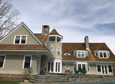 Natural Cedar vs Synthetic Roof