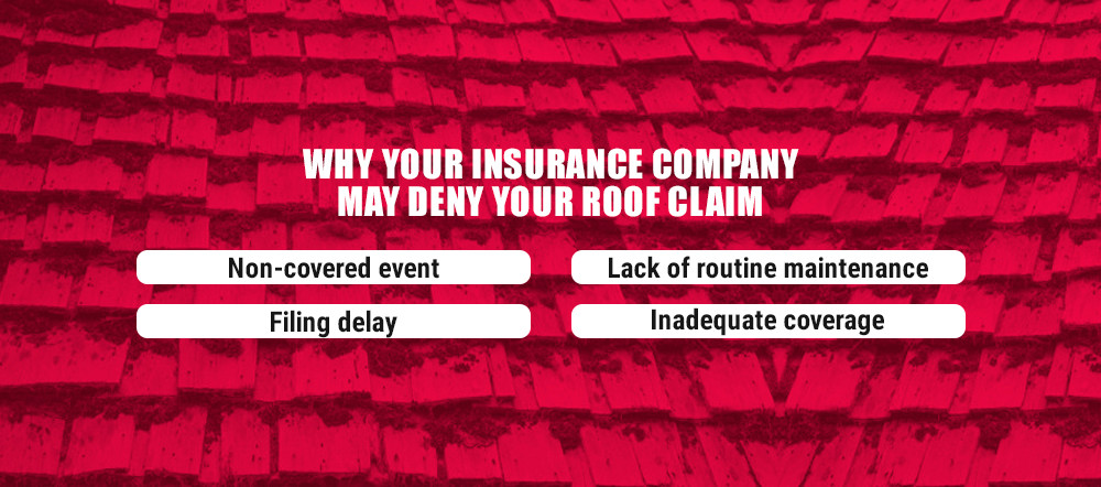 Why your insurance company may deny your roof claim