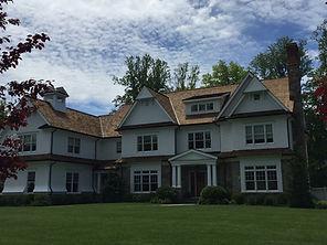 Cedar roof in Chappaqua NY