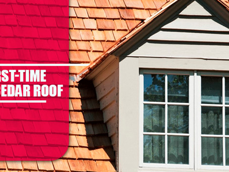 Tips for First-Time Owners of a Cedar Roof