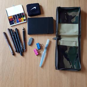 New sketching kit