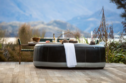 Wanaka Spa Hire with Stunning Views