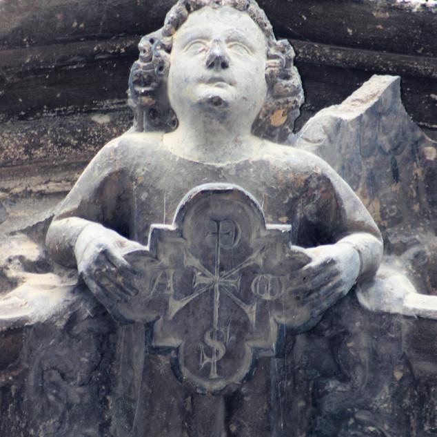 Crismón Iglesia Sto. Sepulcro