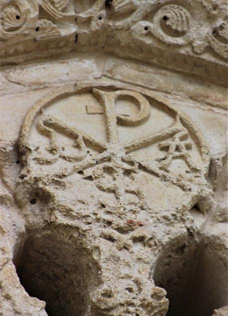 Crismon Iglesia S. Pedro