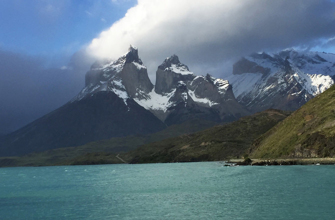 The pursuit of light: Reflections of a traveler in Patagonia