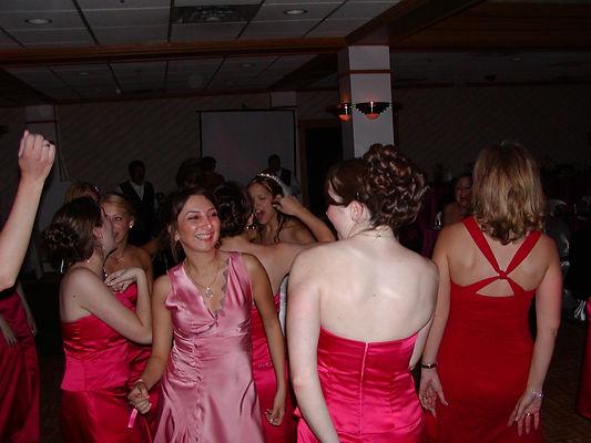 Party Fun Wedding
