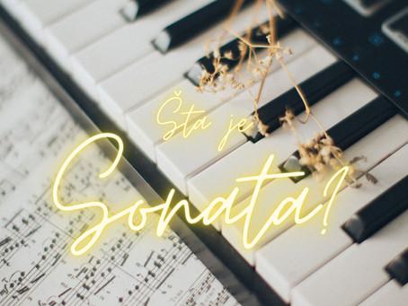 Šta je Sonata?