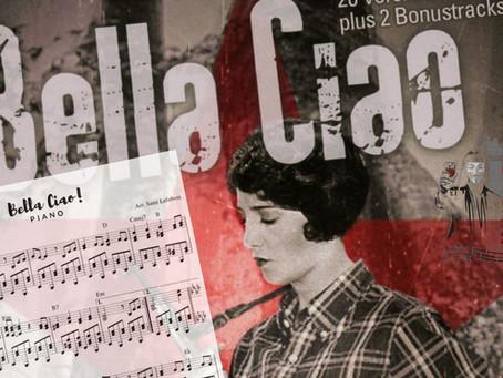 Bella Ciao, istorija pesme + note za klavir