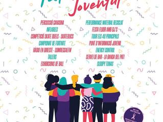 SomreggaeFM estarà present a la Festa de la Joventut de Platja d'Aro la tarda del dissabte 19 d&