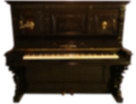 Klavier-Restaurierung Klavierbau Paul