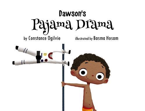 Dawson's Pajama Drama